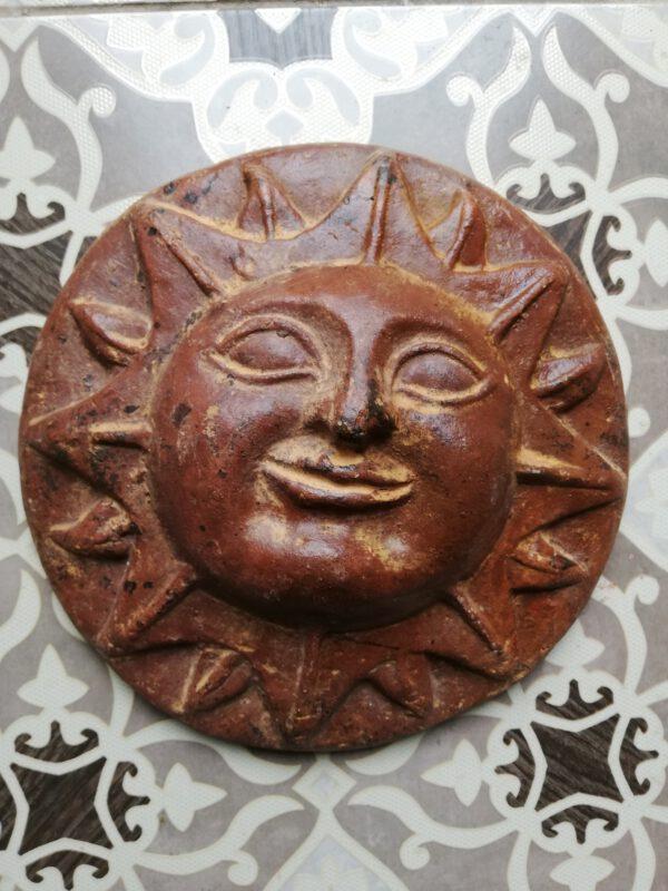 Tondeckel Sonne